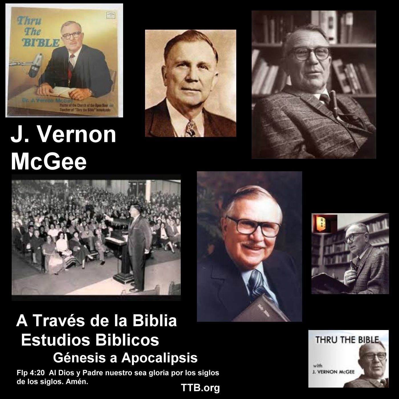 J. Vernon McGee - Antiguo Testamento P1 - Genesis-Job - Estudios Biblicos - Libro por Libro - Suscribirse Gratis Para Ver Toda la Lista